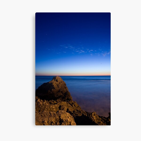 Indian Ocean at Dusk Canvas Print