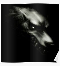 Game Thrones Wolf Stark 1 Poster