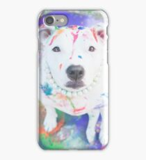 Come and paint the world with me tonight. iPhone Case/Skin
