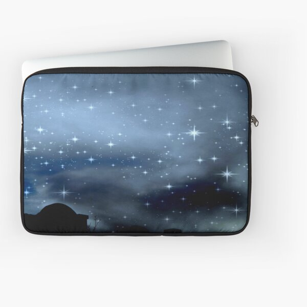 Clear Starry Night © Laptop Sleeve