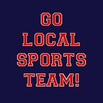 Go Sports! (Red) by Jedi-Dan