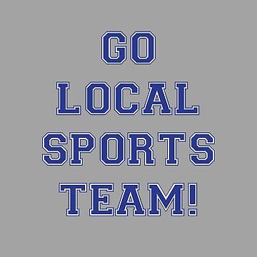 Go Sports! (Blue) by Jedi-Dan