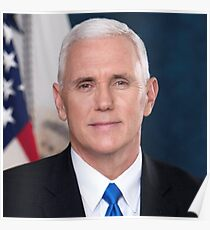Vice President Mike Pence Poster