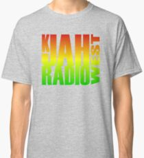 K Jah Radio Classic T-Shirt