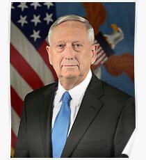 James Mattis Poster