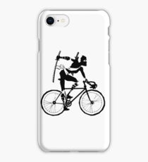 Attack of the Bicycle Ninja iPhone Case/Skin