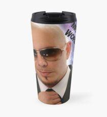 Mr.Worldwide /Pitbull/ Travel Mug