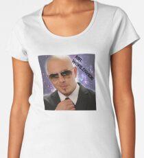 Mr.Worldwide /Pitbull/ Women's Premium T-Shirt