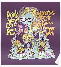 Oggle Rock Poster