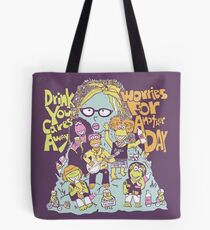 Oggle Rock Tote Bag