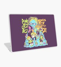Oggle Rock Laptop Skin