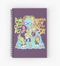 Oggle Rock Spiral Notebook