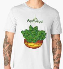 Ayayaye Cactus Gang Men's Premium T-Shirt