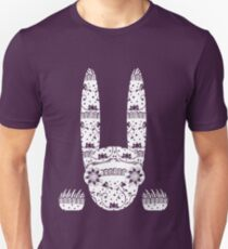 Scary Folk Rabbit Unisex T-Shirt