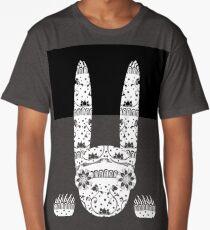 Scary Folk Rabbit Long T-Shirt