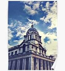Greenwich Filtered Poster
