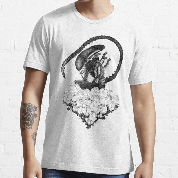 An Alien Drawing Essential T-Shirt