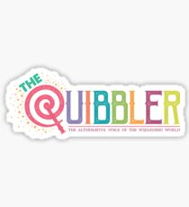 The Quibbler Logo Sticker