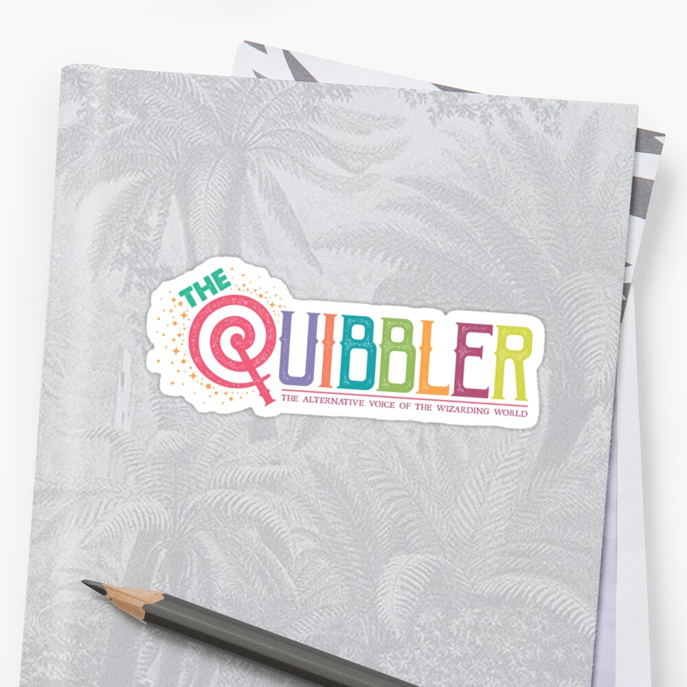 The Quibbler Logo by adamgamm