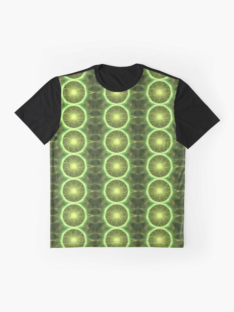 Alternative Ansicht von Chrysantheme Grafik T-Shirt