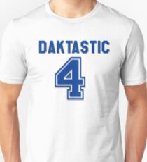 "Dallas ""Daktastic"" Design T-Shirt"