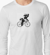 The Fixed Gear Pirate Long Sleeve T-Shirt
