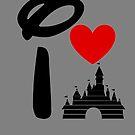 I Heart Castle by ShopGirl91706