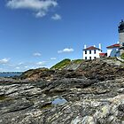 Beavertail Lighthouse... by Poete100