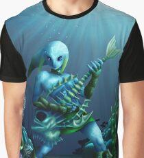 Zora Link Graphic T-Shirt