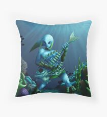 Zora Link Throw Pillow