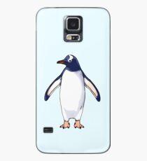 Gentoo Penguin Case/Skin for Samsung Galaxy