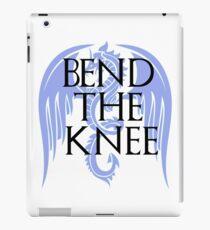 Bend the Knee iPad Case/Skin