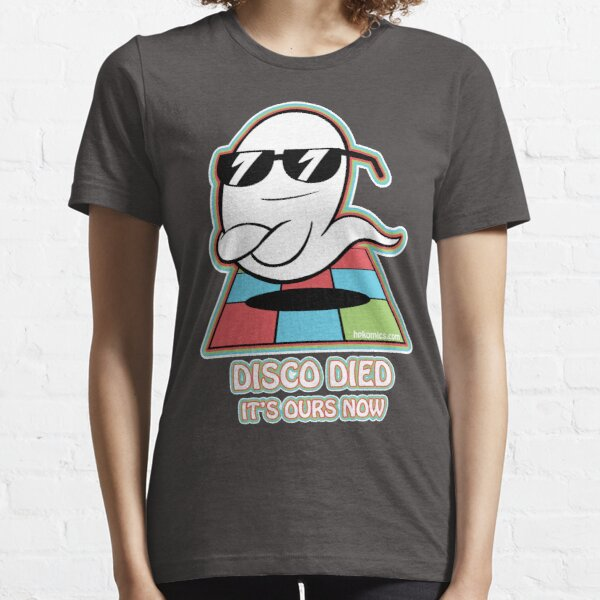 Disco Ghost Essential T-Shirt