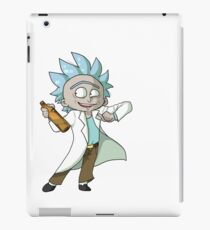 Rick and Morty - Rick Sanchez  iPad Case/Skin
