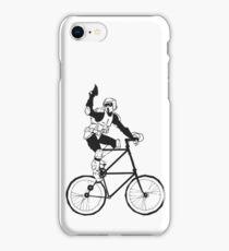 The Scout Trooper Tall Bike Design iPhone Case/Skin