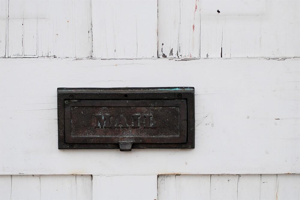 Mail by Robert Baker