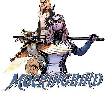 Mockingbird - Comics by MarvelNerds