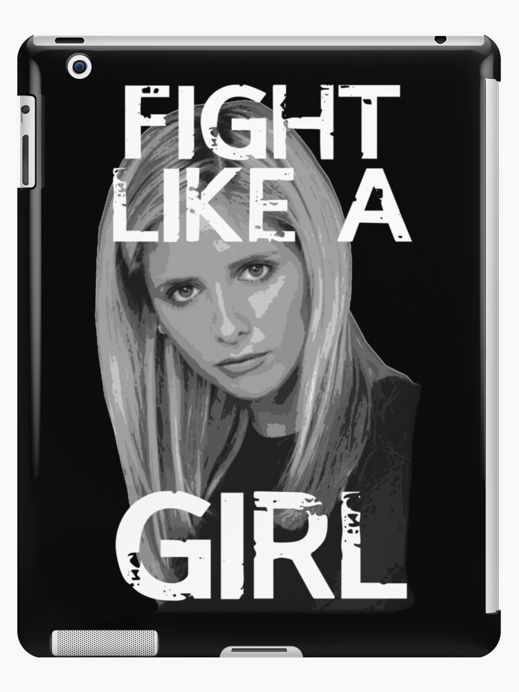 Fight Like A Girl by AliceCorsairs