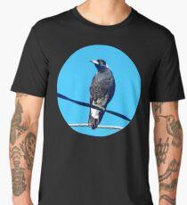 Magpie Up High Men's Premium T-Shirt