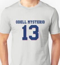 "New York ""Odell Mysterio"" Design T-Shirt"