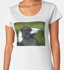 Stripey the Magpie Women's Premium T-Shirt