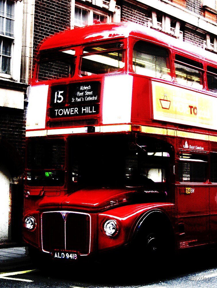 London bus. by alexdee