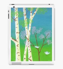 Trees In Bloom iPad Case/Skin