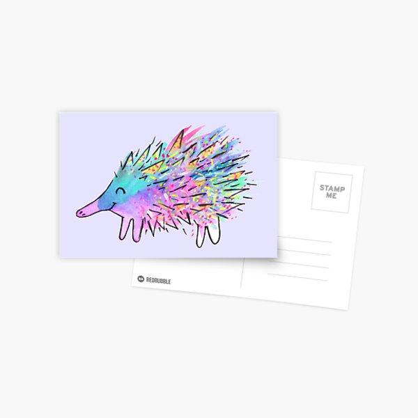Echidna - Echid You Not Postcard