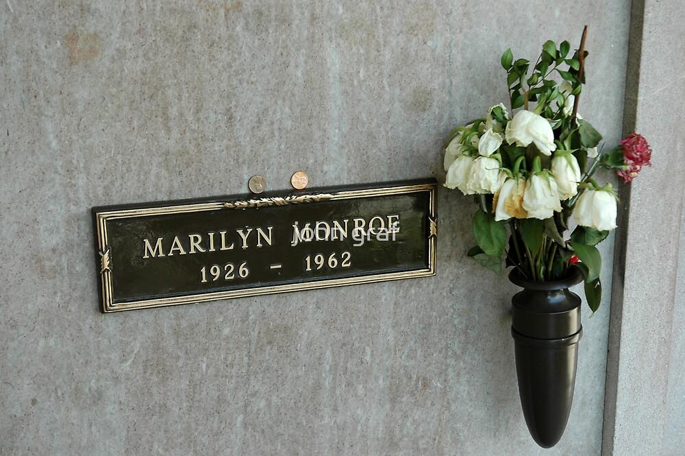 Marilyn by john graf