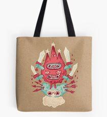 ~ dancing shaman ~ Tote Bag