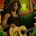 REGGAE  PEACE MAN by shadowlea