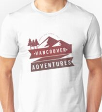 Vancouver Adventures  T-Shirt