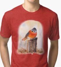 Tree Bird Tri-blend T-Shirt