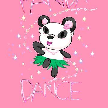 Panda Dance by Redjiggs